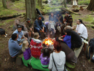 camp-fire-group